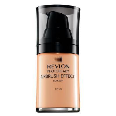 Photoready Airbrush Effect MakeUp Revlon - Base Líquida - Golden Beige