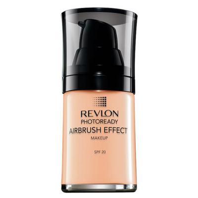 Imagem 1 do produto Photoready Airbrush Effect MakeUp Revlon - Base Líquida - Nude