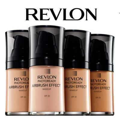 Imagem 3 do produto Photoready Airbrush Effect MakeUp Revlon - Base Líquida - Nude