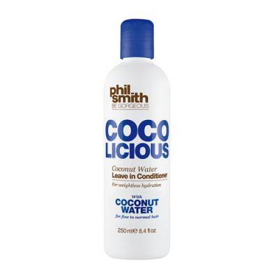 Phil Smith Coco Licious Coconut Water - Leave-in Condicionante - 250ml