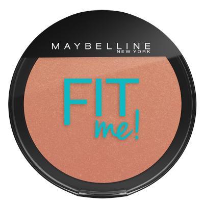 Fit Me! Maybelline - Blush para Peles Claras - 02 - A Minha Cara