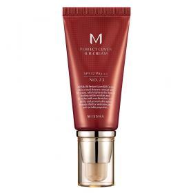 M Perfect Cover BB Cream 50ml Missha - Base Facial - 23 - Natural Beige
