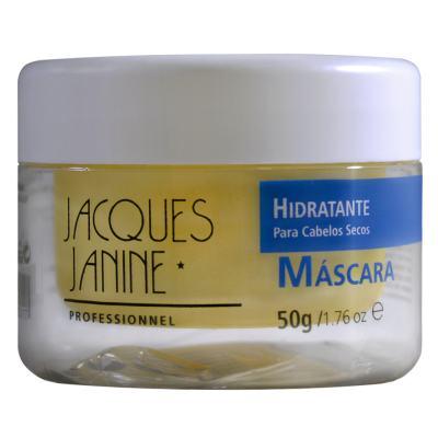 Jacques Janine - Máscara Hidratante Para Cabelos Secos - 50g
