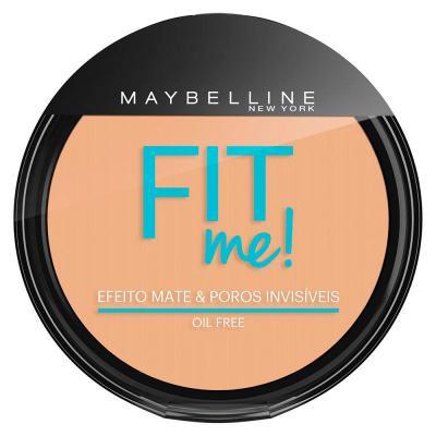 Fit Me! Maybelline - Pó Compacto para Peles Clara - 140 - Claro Singular