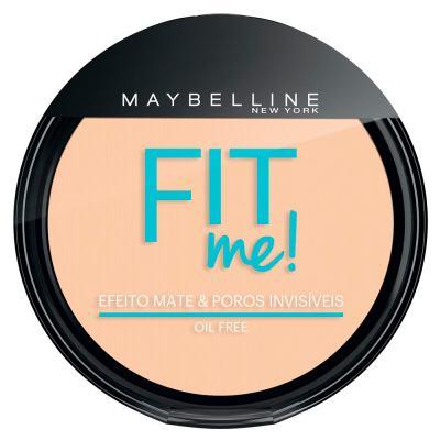 Fit Me! Maybelline - Pó Compacto - 000 - Translúcido Essencial