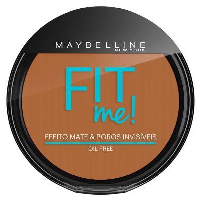 Fit Me! Maybelline - Pó Compacto para Peles Médias - 260 - Médio Particular