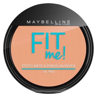 Imagem 1 do produto Fit Me! Maybelline - Pó Compacto para Peles Clara - 150 - Claro Especial