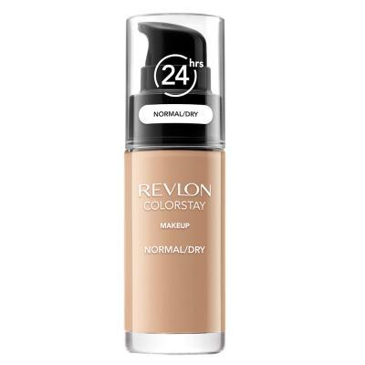 Imagem 1 do produto Colorstay Pump Normal Dry Skin Revlon - Base Líquida - True Beige