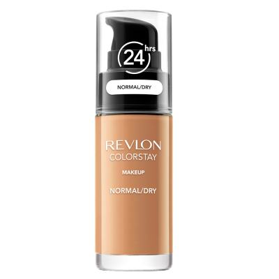 Colorstay Pump Normal Dry Skin Revlon - Base Líquida - Toast