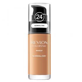 Colorstay Pump Normal Dry Skin Revlon - Base Líquida - Toast