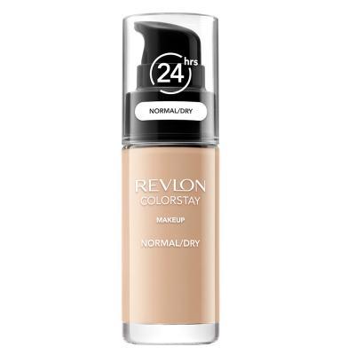 Colorstay Pump Normal Dry Skin Revlon - Base Líquida - Sand Beige