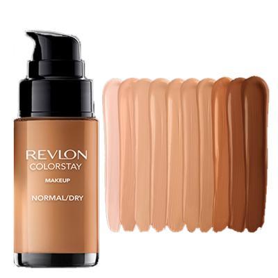 Imagem 4 do produto Colorstay Pump Normal Dry Skin Revlon - Base Líquida - Sand Beige