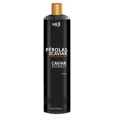 Sistema De Alinhamento Widi Care - Pérolas De Caviar Extract Passo 2 - 1L