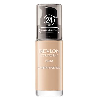 Colorstay Pump Combination/Oily Skin Revlon - Base Líquida - Natural Beige