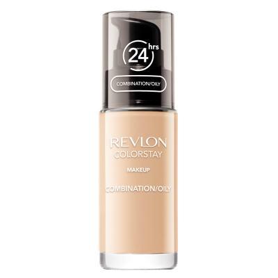Colorstay Pump Combination/Oily Skin Revlon - Base Líquida - Sand Beige