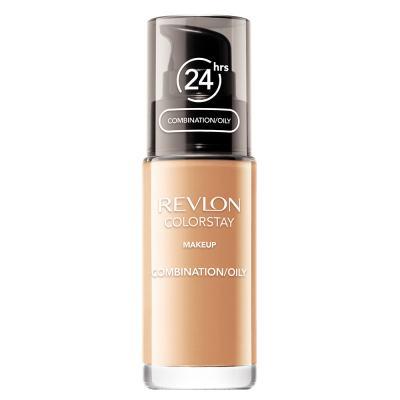 Colorstay Pump Combination/Oily Skin Revlon - Base Líquida - Golden Beige