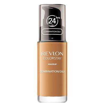 Colorstay Pump Combination/Oily Skin Revlon - Base Líquida - Caramel