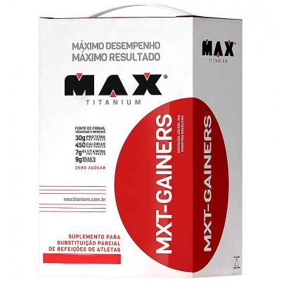 MXT Gainers 3kg Morango Max Titanium
