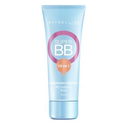 Base Facial Maybelline Super BB Cream - Médio