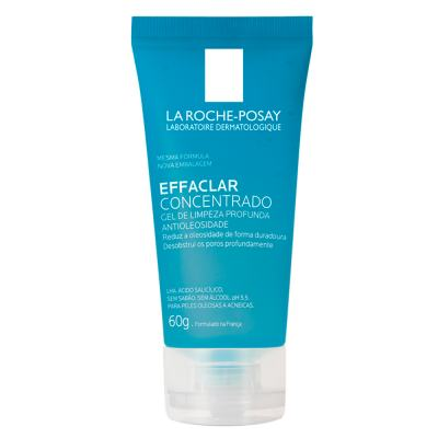 Gel de Limpeza Facial La Roche Posay - Effaclar Concentrado - 60g
