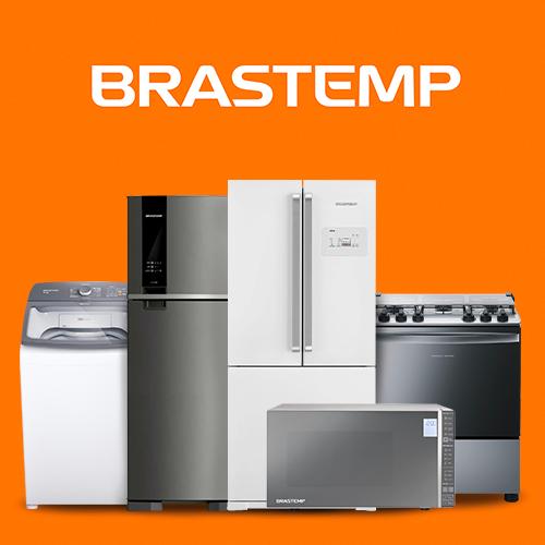 Logo da marca Produtos da Marca Brastemp