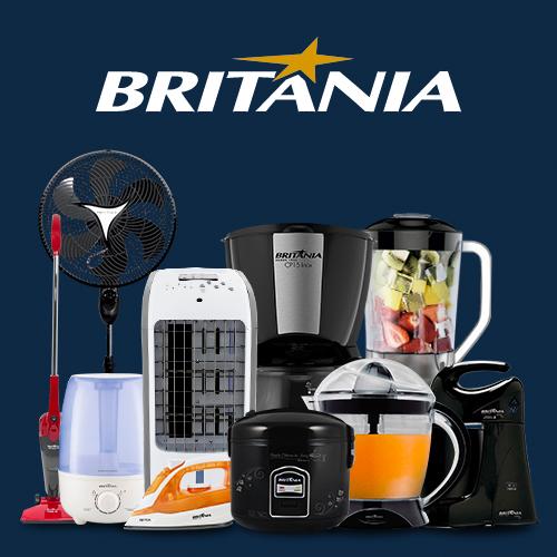 Logo da marca Produtos da Marca Britânia