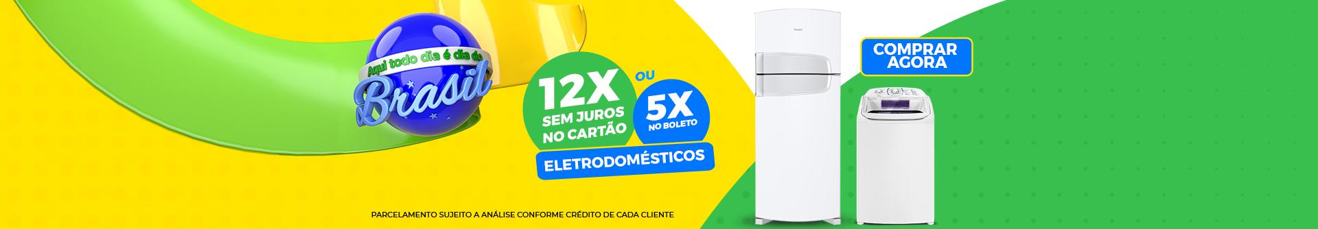 Todo dia é dia de Brasil - Eletro