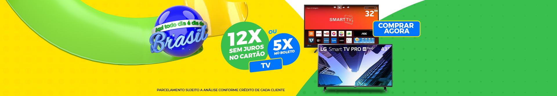 Todo dia é dia de Brasil - TV