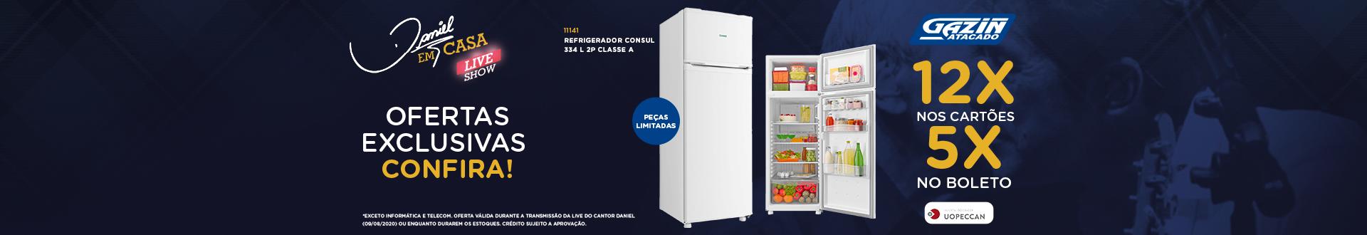 Oferta Live - Refrigerador