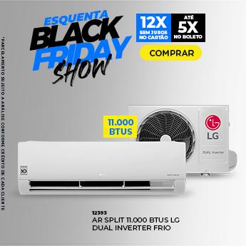 Esquenta Black Friday - Ar Condicionado