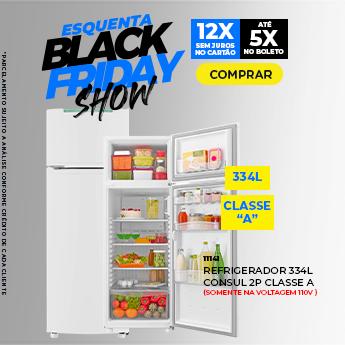 Esquenta Black Friday - Refrigerador