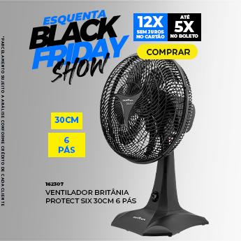 Esquenta Black Friday - Ventilador