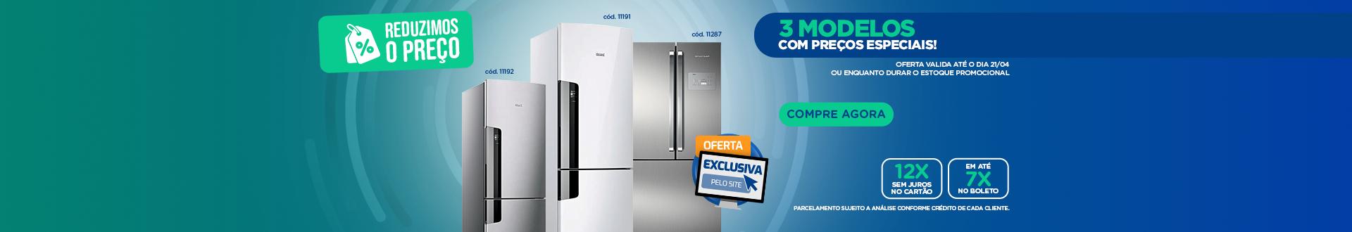 Oferta Especial Refrigeradores