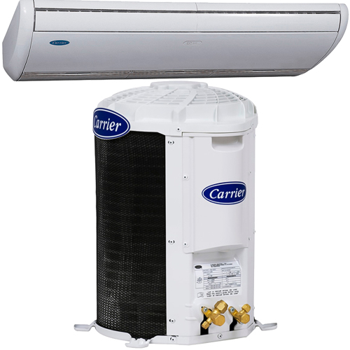 Foto - AR SPLIT 48.000 CARRIER P. TETO FRIO B GAS ECO.