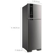 Miniatura - REF 400L BRASTEMP 2P FROST FRE EVOX