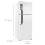Miniatura - REF 431L ELECTROLUX 2P FROST FREE