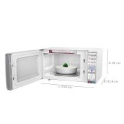 Miniatura - MICRO-ONDAS 34L ELECTROLUX