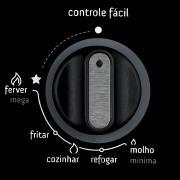 Miniatura - FOGAO 5B CONSUL MESA VIDRO COOKTOP