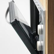 Miniatura - FORNO 44L FISCHER ELETRICO EMBUTIR FIT LINE INOX