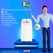 Miniatura - LAV 8,5 KG ELECTROLUX ESSENCIAL CARE