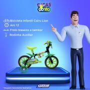 Miniatura - BICICLETA ARO 12 CAIRU  MASC