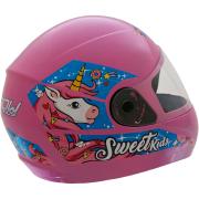 Miniatura - CAPACETE DE MOTO INFANTIL SWEET 54
