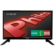 Foto de TV 24P PHILCO LED HD HDMI USB