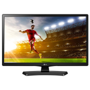 "Foto de TV MONITOR LG 24"" LED HD USB HDMI"