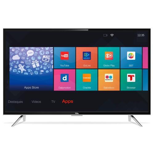 Foto - TV 40P TCL LED SMART FULL HD HDMI USB