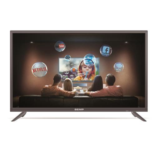 Foto - TV 39P SEMP LED SMART WIFI USB HDMI (MH)