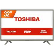 Foto de TV 32P TOSHIBA LED HD USB HDMI