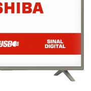 Miniatura - TV 32P TOSHIBA LED HD USB HDMI (MH)