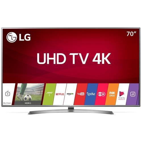 Foto - TV 70P LG LED 4K SMART WIFI USB HDMI
