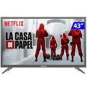 Foto de TV 43P SEMP LED SMART WIFI FULL HD USB (MH)